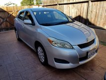 2009 TOYOTA MATRIX 1.8 LITER AUTOMATIC in Camp Pendleton, California