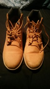 boys timberlands size 6.5 in Lawton, Oklahoma