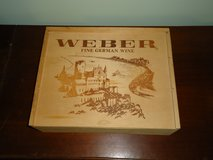 wood wine box in Naperville, Illinois