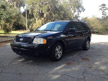 LOW MILES AND CLEAN 2006 FORD FREESTYLE SUV LIMITED in Savannah, Georgia
