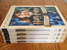 Harry Potter DVD collection in 29 Palms, California