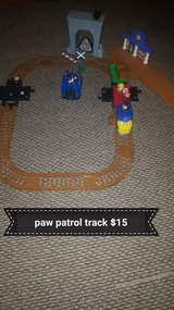 paw patrol track in Plainfield, Illinois