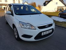 2009 FORD FOCUS TDCI TURBO DIESEL*2 YEARS NEW INSP*LOW MILS in Spangdahlem, Germany