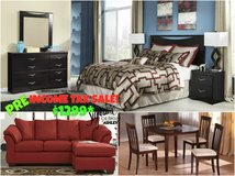 PRE Income Tax Sale - 3 Rooms - Dream Rooms Furniture in Pasadena, Texas