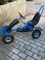Pedal cart in Ramstein, Germany