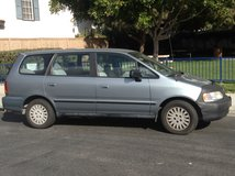 Minivan, Honda Odyssey 1995  runs great, selling for $ 1500 , OBO. in Camp Pendleton, California