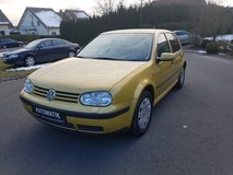 Automatic VW GOLF 4 *A/C *ONLY 80000 MILS*NEW INSPECTION *HEATED SEATS *PDC in Spangdahlem, Germany