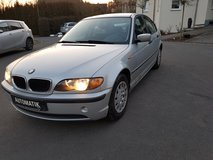 2002 Automatic Tiptronic BMW 3ser *just passed New insp *Best Condtion 4500 EURO in Spangdahlem, Germany