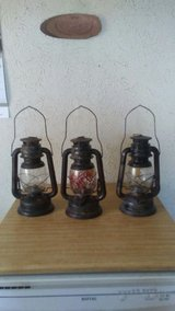 vintage battery operated lanterns in bookoo, US