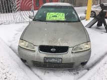 2002 Nissan Sentra in Palatine, Illinois