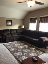 Sectional Sofa Bed in good condition in Houston, Texas