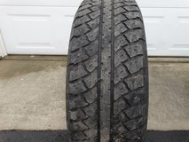 1 - Used 255/70R18 Bridgestone Dueler AT Tire in Joliet, Illinois