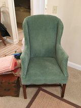 Teal Living room chair in Perry, Georgia