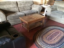 Solid Wood Coffee Table in Fort Polk, Louisiana