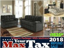 MAX YOUR TAX SALE -Dream Rooms Furniture in Houston, Texas
