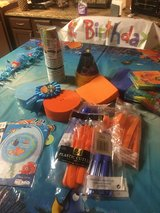 FINDING NEMO PARTY SUPPLIES in Houston, Texas