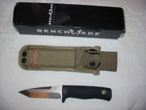 Benchmade 517SN Pardue Rant Tanto Knife in Camp Pendleton, California