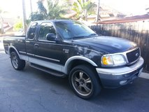 1998 FORD F150 4X4 in Camp Pendleton, California