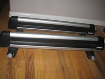 Thule 92724 Uliversal Flat Top 4 Ski Carrier in Fairfield, California