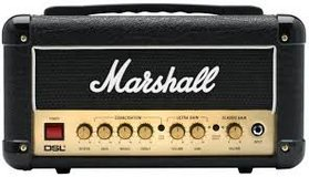 Marshall DSL1HR 1-watt Tube Head in Camp Lejeune, North Carolina