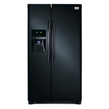 Frigidaire Gallery 25.6 Cu. Ft. Side-by-Side Refrigerator FGHS2631PE - Closeout in Fort Lewis, Washington
