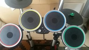 Rock Band 4 wireless Drum Set for Play station 4 in Okinawa, Japan