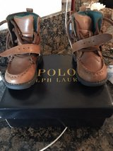 polo boots for toddler 5c in The Woodlands, Texas