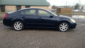 2007 Nissan Maxima...great deal!!! in Fort Campbell, Kentucky