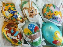 European Easter Eggs Decorations in Tomball, Texas