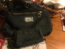 Coach black purse and pocketbook in Aurora, Illinois