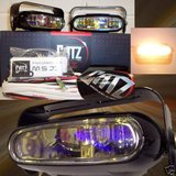 JDM made in Japan fog lights, CATZ in Okinawa, Japan