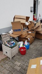 TRASH&JUNK&BULK PICK UP SERVICE &FREE ESTIMATE in Ramstein, Germany