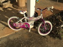"Girls Huffy bike 16"" in Warner Robins, Georgia"