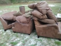 TODAY ONLY. 3 PIECE COUCHES SET any price in Hinesville, Georgia