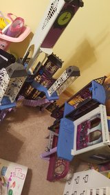 Monster High high school in Joliet, Illinois
