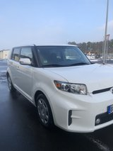 2012Scion xB in Spangdahlem, Germany