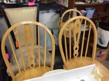 Chairs in Beaufort, South Carolina