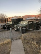 FOR SALE: 1990 MILITARY M998 HMMWV HUMVEE in Alamogordo, New Mexico