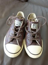 Kids Converse Chucks All Star leather US size 1,5 - EUR 33  good condition! in Spangdahlem, Germany