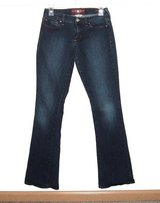 Lucky Brand SOFIA Boot Cut Denim Jeans Womens Tag 2 26 x 32 Long Tall in Shorewood, Illinois