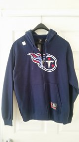 Titans Fleece Hoodie, Full Zip in Fort Campbell, Kentucky