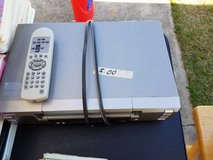VCR with Remote in Warner Robins, Georgia
