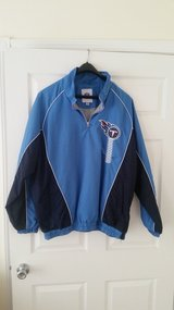 Titans Insulated Half Zip Pull Over Jacket in Fort Campbell, Kentucky