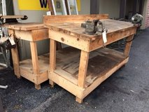 Work benches in Conroe, Texas