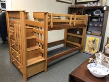 Bunk Bed with stairs/storage in Bolingbrook, Illinois