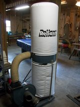 DUST COLLECTOR - #UFO-101 Used - $350 (Beaufort, NC) in Cherry Point, North Carolina