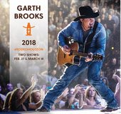 (4) Garth Brooks Lower Level Rodeo Tickets - Tues, Feb. 27 - Opening Night - Call Now! in Houston, Texas