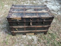 Antique trunk in Moody AFB, Georgia