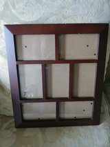 """Solid Wood 14"""" x 17"""" PICTURE FRAME in Fairfield, California"""