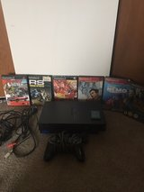 ps2 with games in Bolingbrook, Illinois